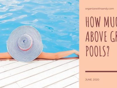 How Much are Above Ground Pools