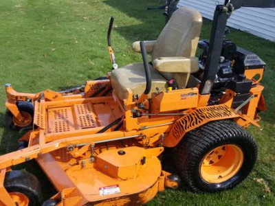 How Does a Zero Turn Mower Work?