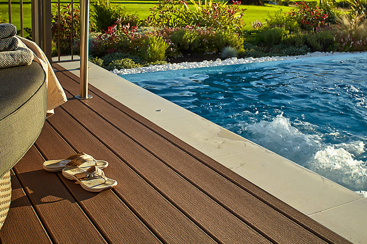 Tips To Design Your Above Ground Pool Deck Organize With Sandy