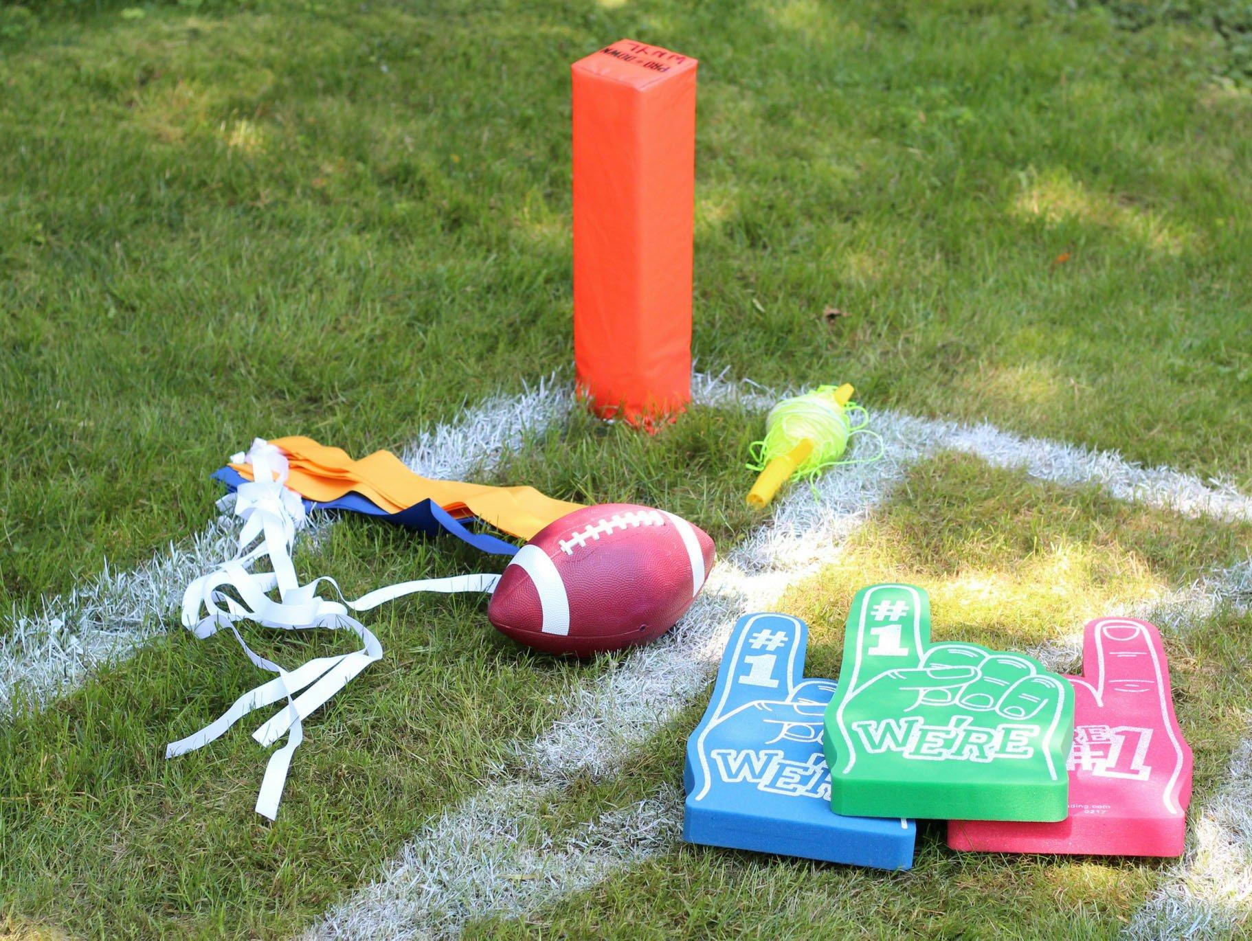 Football Field in Your Backyard
