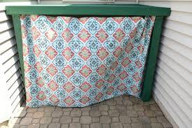 Curtain shed