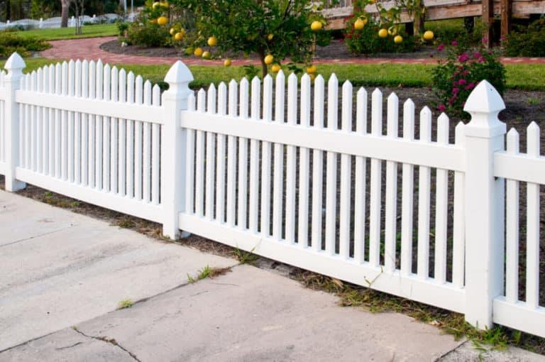 Dalton Picket Fence