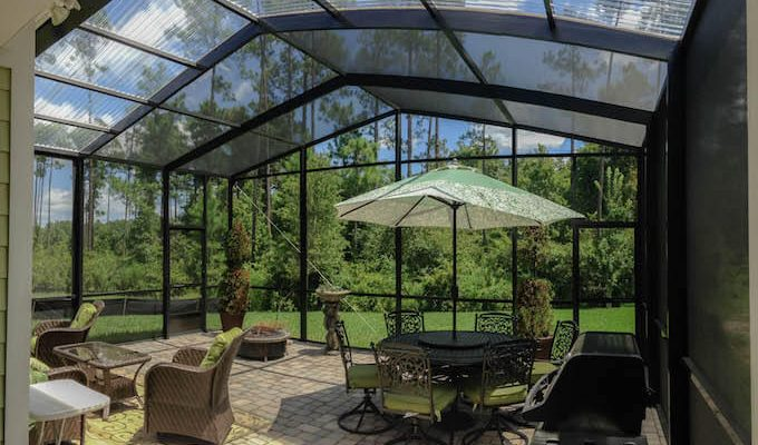 How Much Does It Cost to Build an Enclosed Patio?