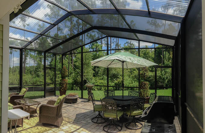 How Much Does It Cost To Build An Enclosed Patio Organize With Sandy