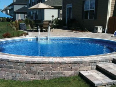 11 Awesome in Ground Backyard Pool Designs