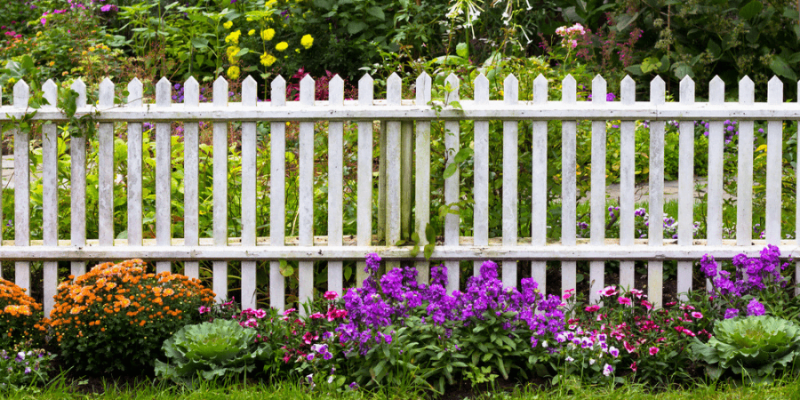 12 Super Easy DIY Garden Fence Ideas You Need to Try
