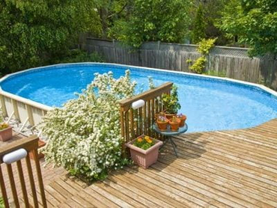 15 Best Above Ground Pool Ideas: You Would Love