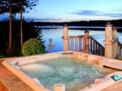 15 Epic Hot Tub Deck Plans: Ideas for Everyone!