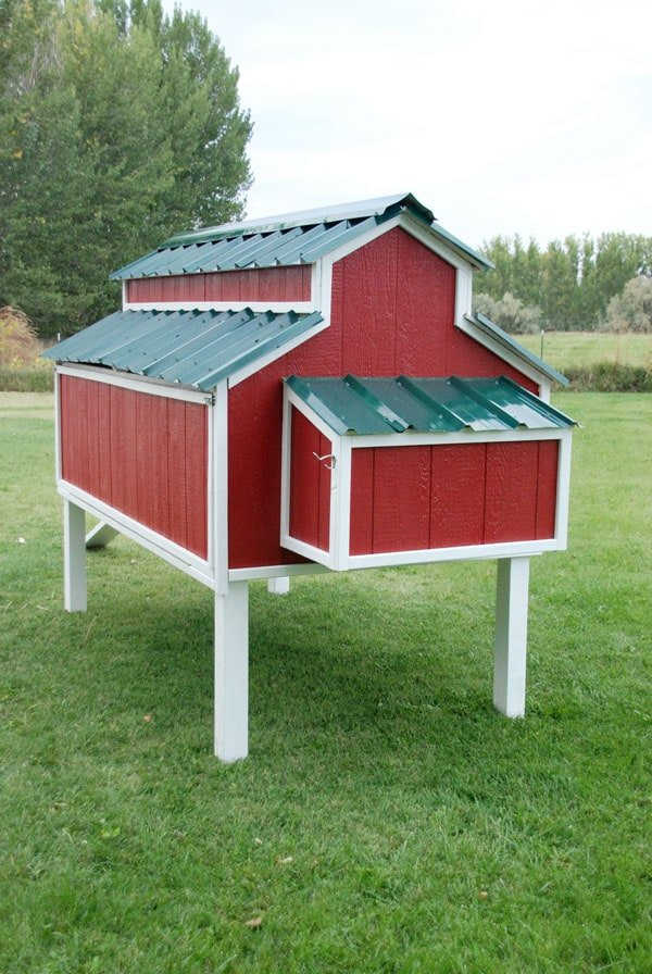 A Barn Design