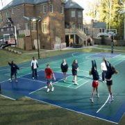 Best Backyard Sports Court Ideas