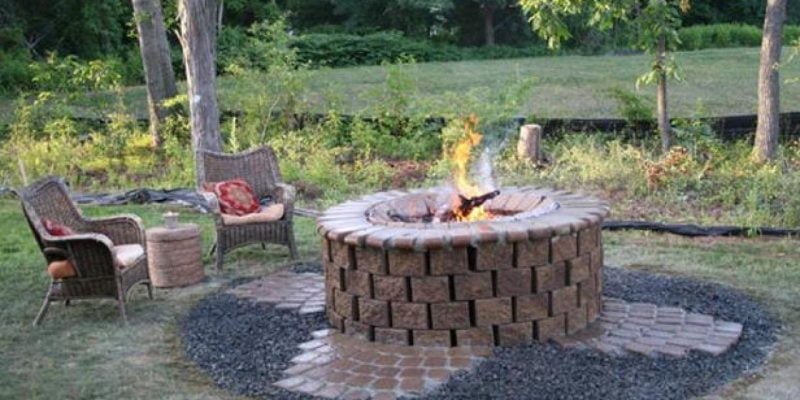 Best DIY Firepit barbeque Ideas That You Can Easily Try at Home