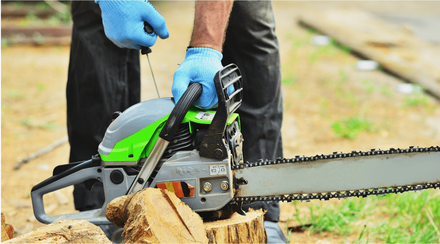 Chainsaw Not Starting: Reasons and Solutions