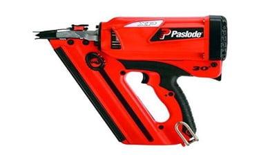 Combustion Powered Nail Gun