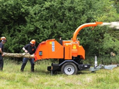 How Do Woodchippers Work?