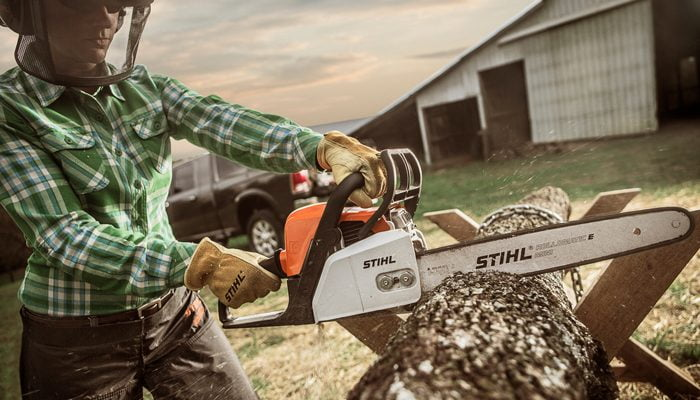 How Do You Measure a Chainsaw Chain?