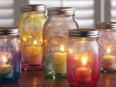 How to Make DIY Firefly Mason Jars Lanterns