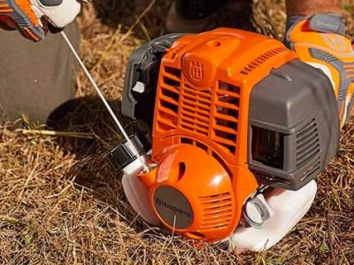 Husqvarna Straight Shaft 4-Stroke Gas String Trimmer Review