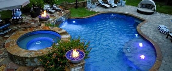 Inground Backyard Pool Ideas
