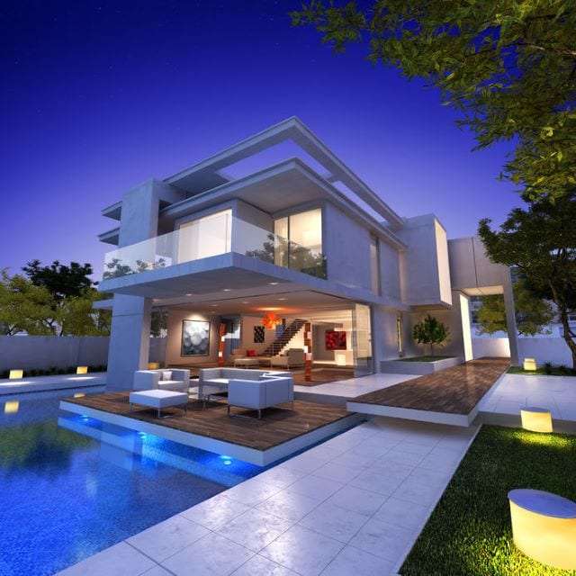 Light Up your Pool Patio