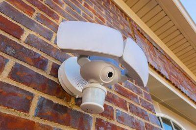 Maximus Camera Floodlight: A Smart Camera to Keep You Safe