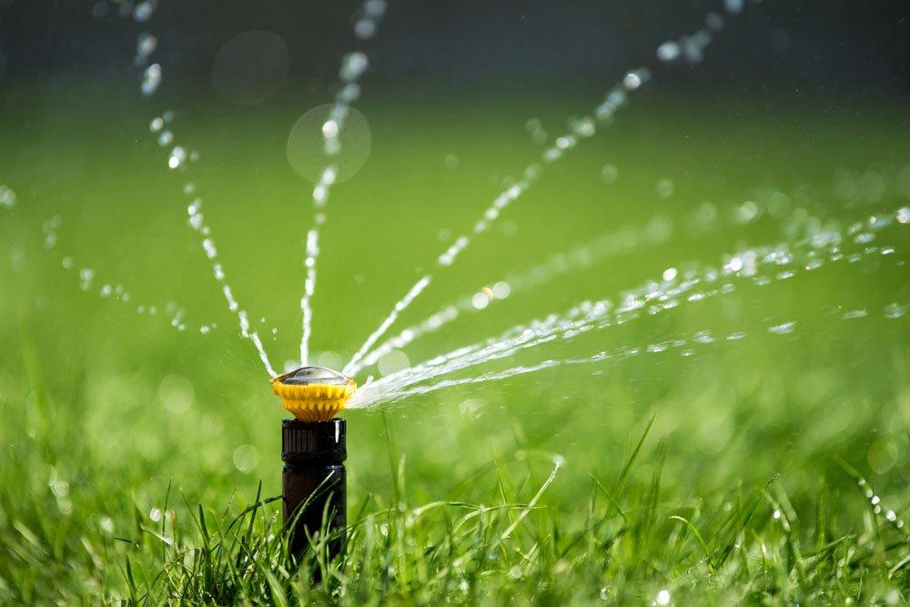 Sprinkler System Irrigation