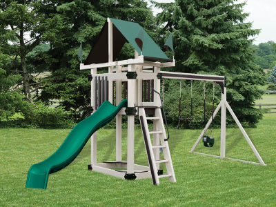 The Best Little Backyard Playsets for Small Lawns and Patio