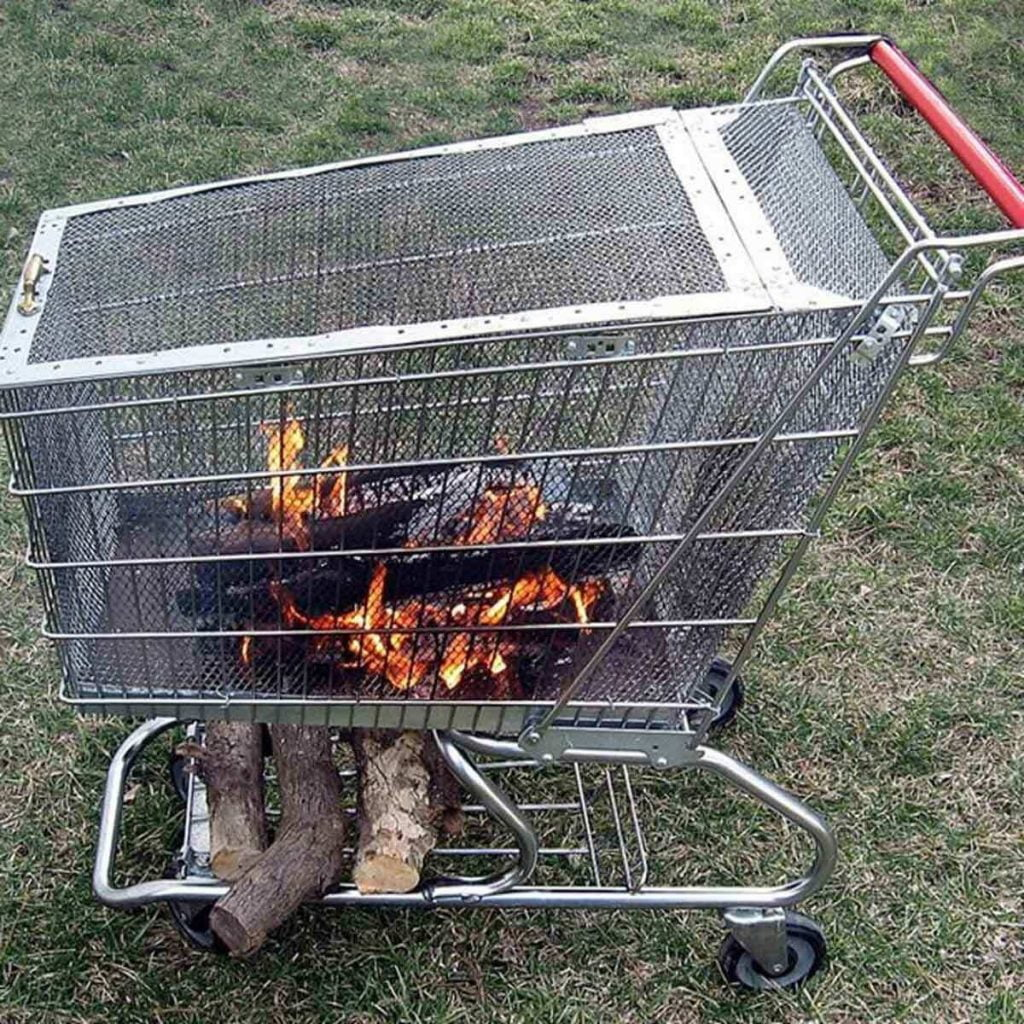 Buggy Fire Pit