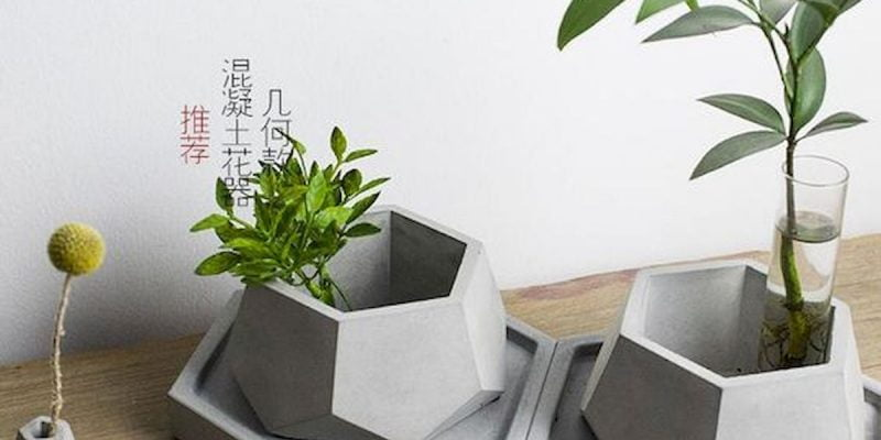 15 of the Best DIY Concrete Project Ideas