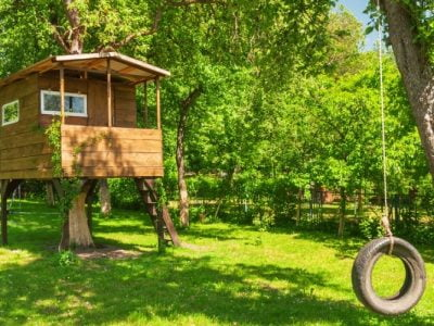 18 Treehouse Ideas for Every Age to Enjoy!