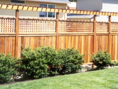 Can You Put Trellis on Top of a 6ft Fence?