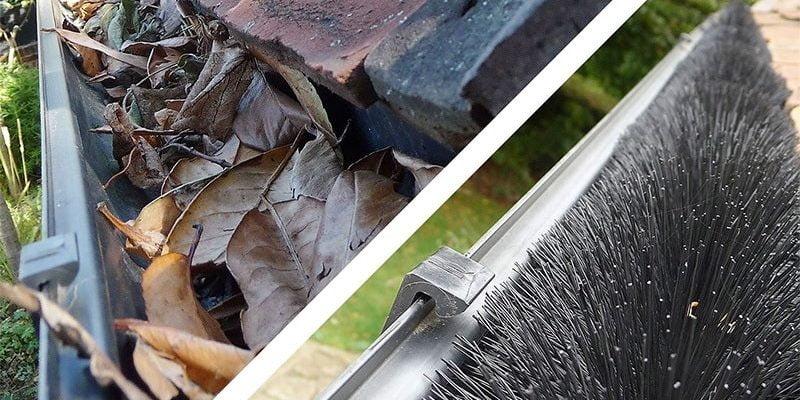 Do Gutter Brushes Work?