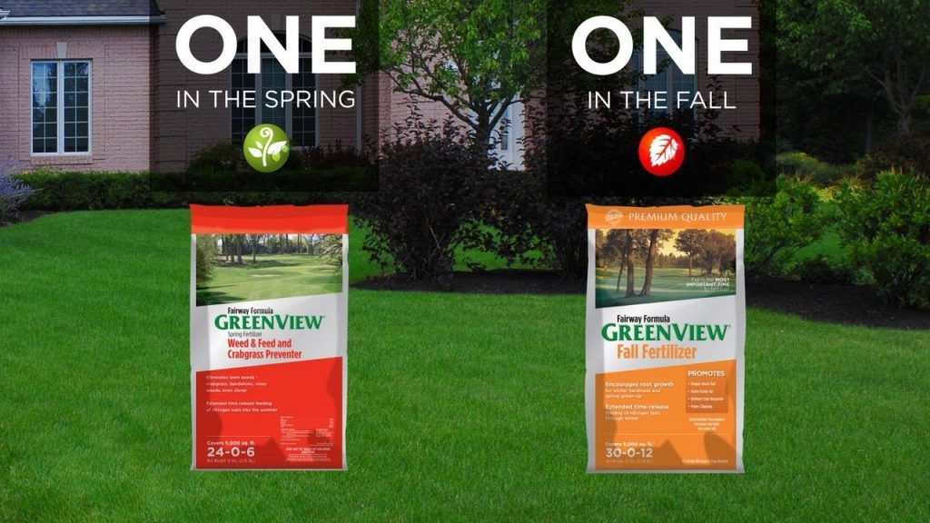 Greenview Fall Lawn Food Features