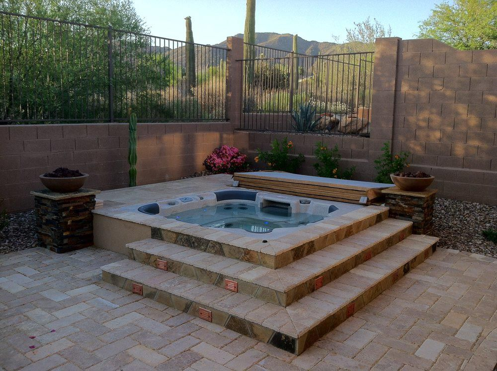 Ground Hot Tubs