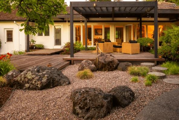 Low Maintenance Eco-friendly Deck Design