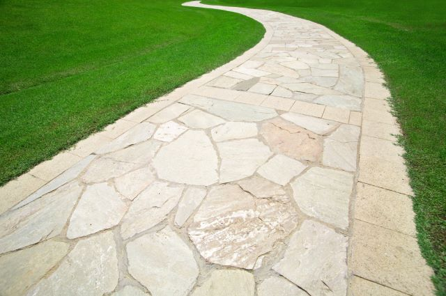 Sectional Flagstone