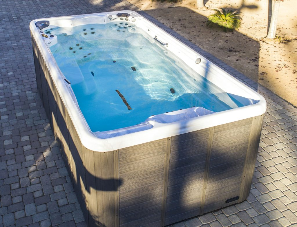 Swim or Exercise Hot Tubs