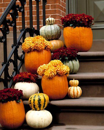 The Pumpkin Decor