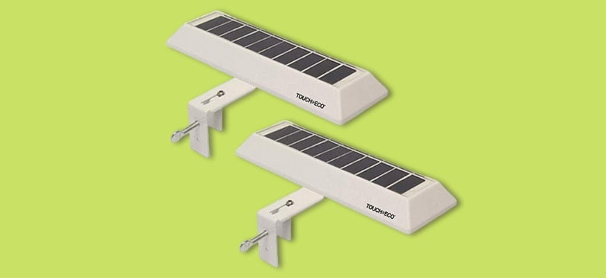 Touch of Eco Solar Lights