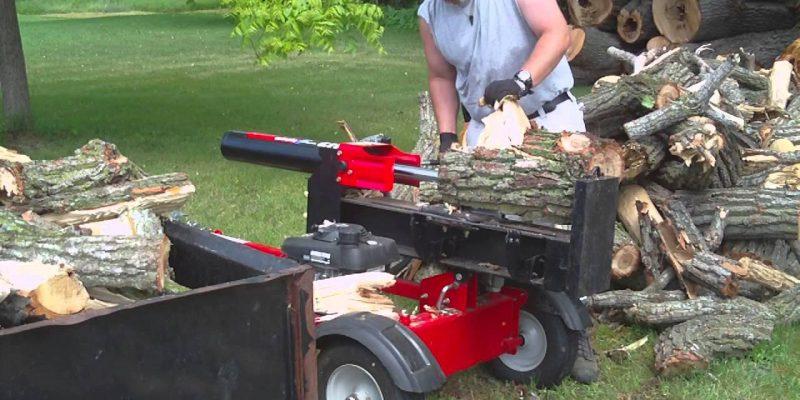 Troy Bilt 27 Ton Log Splitter