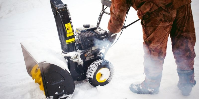 What to Do When the Electric Start on Your Snow Blower Does Not Work?