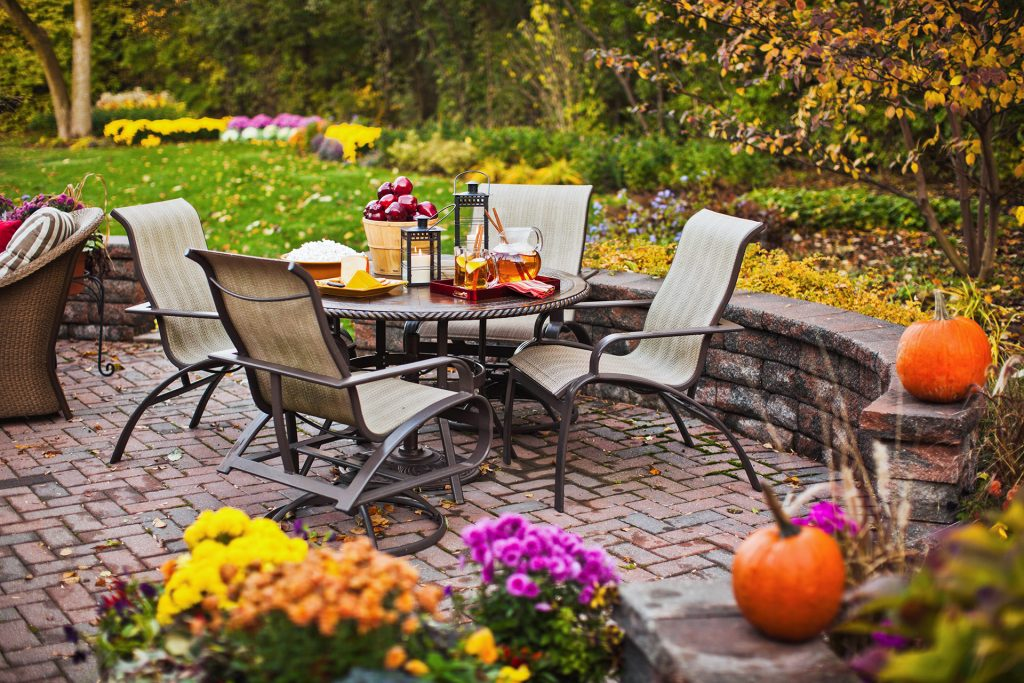 Sink Your Patio