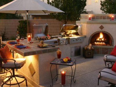 16 Amazing Covered BBQ Area Design Ideas 2020