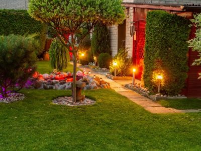 16 solar light ideas: Ways to Illuminate Your Landscape