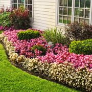 18 Garden Bed Edging Ideas That You Need to See