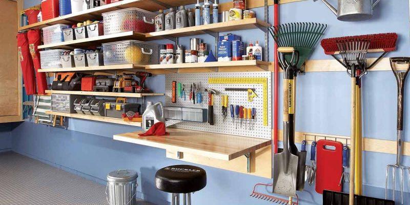 20 Garage Storage and Organization Ideas