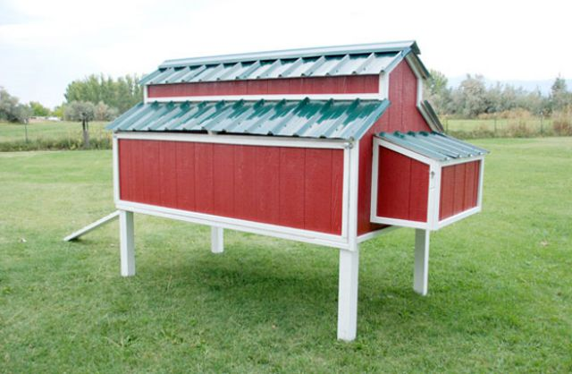 Awesome Chicken Coop Plan