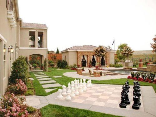 Backyard Chess