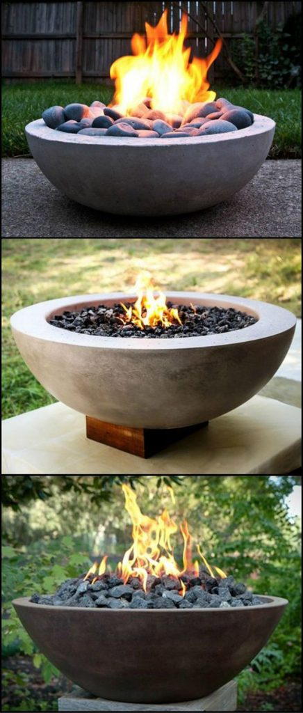Bowl-Ing for Fire Pits