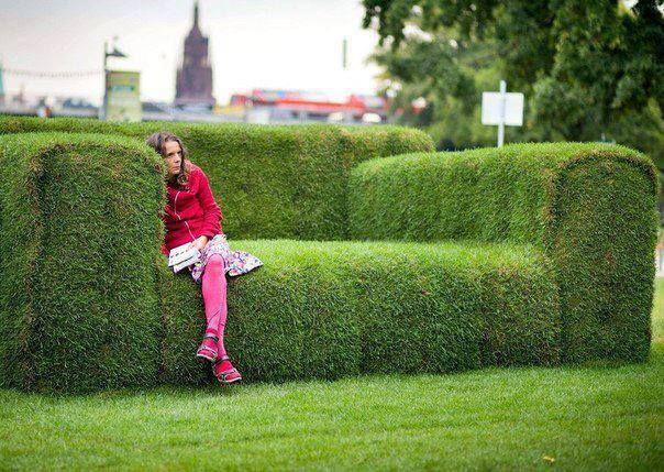 Bush Couch