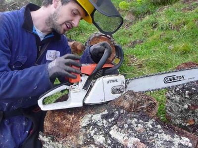 Chainsaw Not Cutting: Tips and Tricks to Get It Back on Track